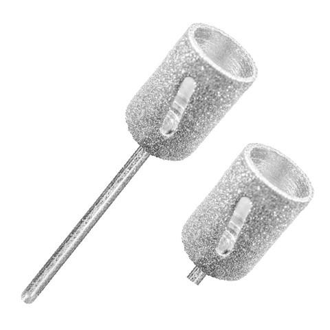 Large Cylinder Pedicure Diamond Bit Medium