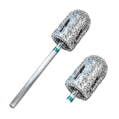 Pedicure Diamond 16.5x11.2mm Coarse