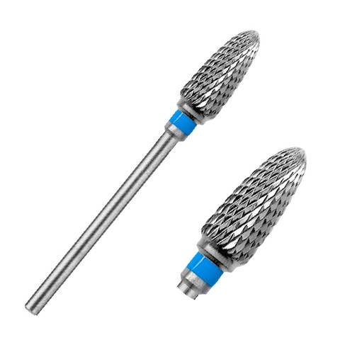 "Swiss Carbide Bit Tapered Barrel Cone 3/32"" - Coarse"