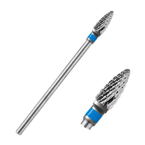 "Swiss Carbide Bit Bullet Barrel 3/32"" - Coarse"