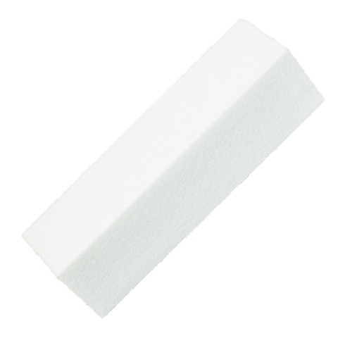 White Buffer Block 120G 4 Way-Package of 500