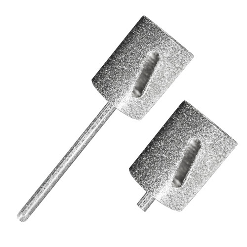 Large Cylinder Pedicure Diamond Bit Coarse