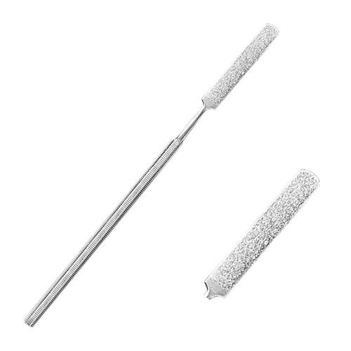Diamond Coated Flex Spatula Medium Grit