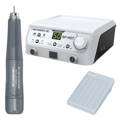 BP-HST Set with Lab Handpiece 3/32""