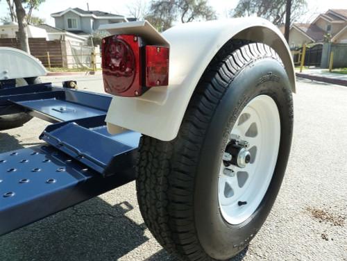 Tow Max Heavy Duty Car Tow Dolly Wheel