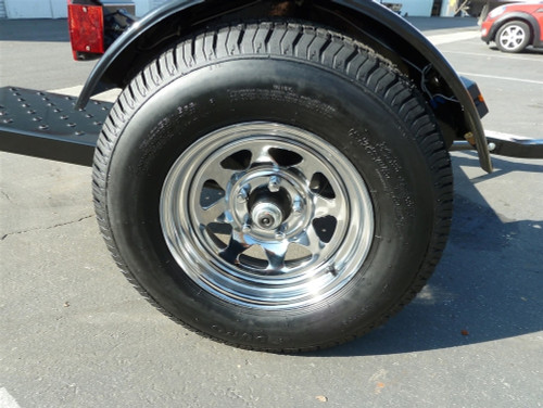 Premier Car Tow Dolly Wheel