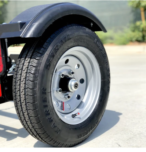 EZ Haul Tow Dolly Spare Tire