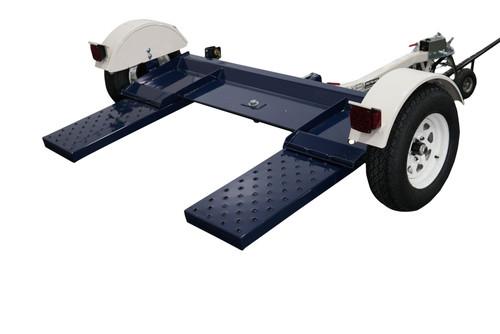 Tow Max Heavy Duty Car Tow Dolly 4,900 lb. With Hydraulic Brakes