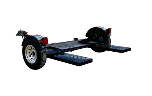 Premier Car Tow Dolly 4,900 lb. With Hydraulic Brakes