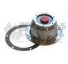 6 Hole Aluminum Hub Cap W/ Gasket & Side Plug (RA4195)