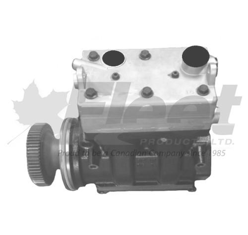 85mm Twin (9125181030X) Air brake compressor - PACCAR