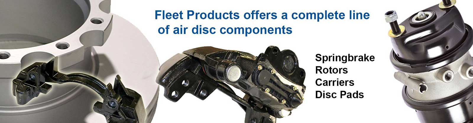 Air Brake Components