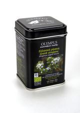 Oregano Greek Organic. OLYMPUS Mountain Herbs, Premium. Metal Tin Box 20 g / 0.70 oz