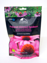 Organic Greek Echinacea. Net Weight 30 g. / 1.06 oz