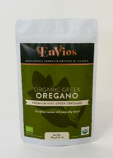 Organic Greek Oregano. By EnVios 40 g / 1.41 oz.
