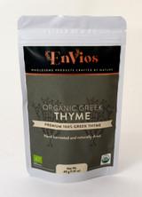 Organic Greek Thyme. By EnVios 40 g / 1.41 oz.