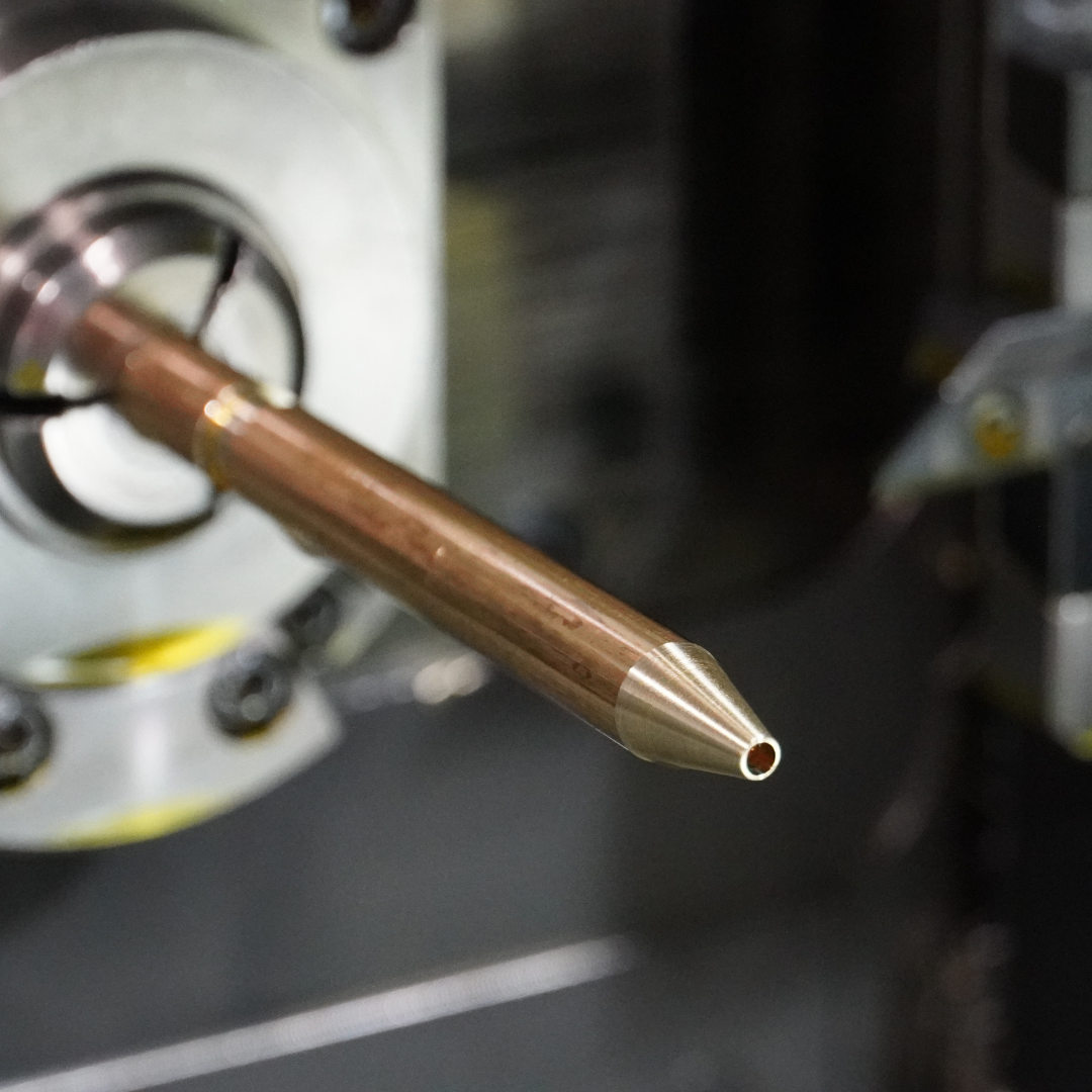 swiss lathe machining cnc pen