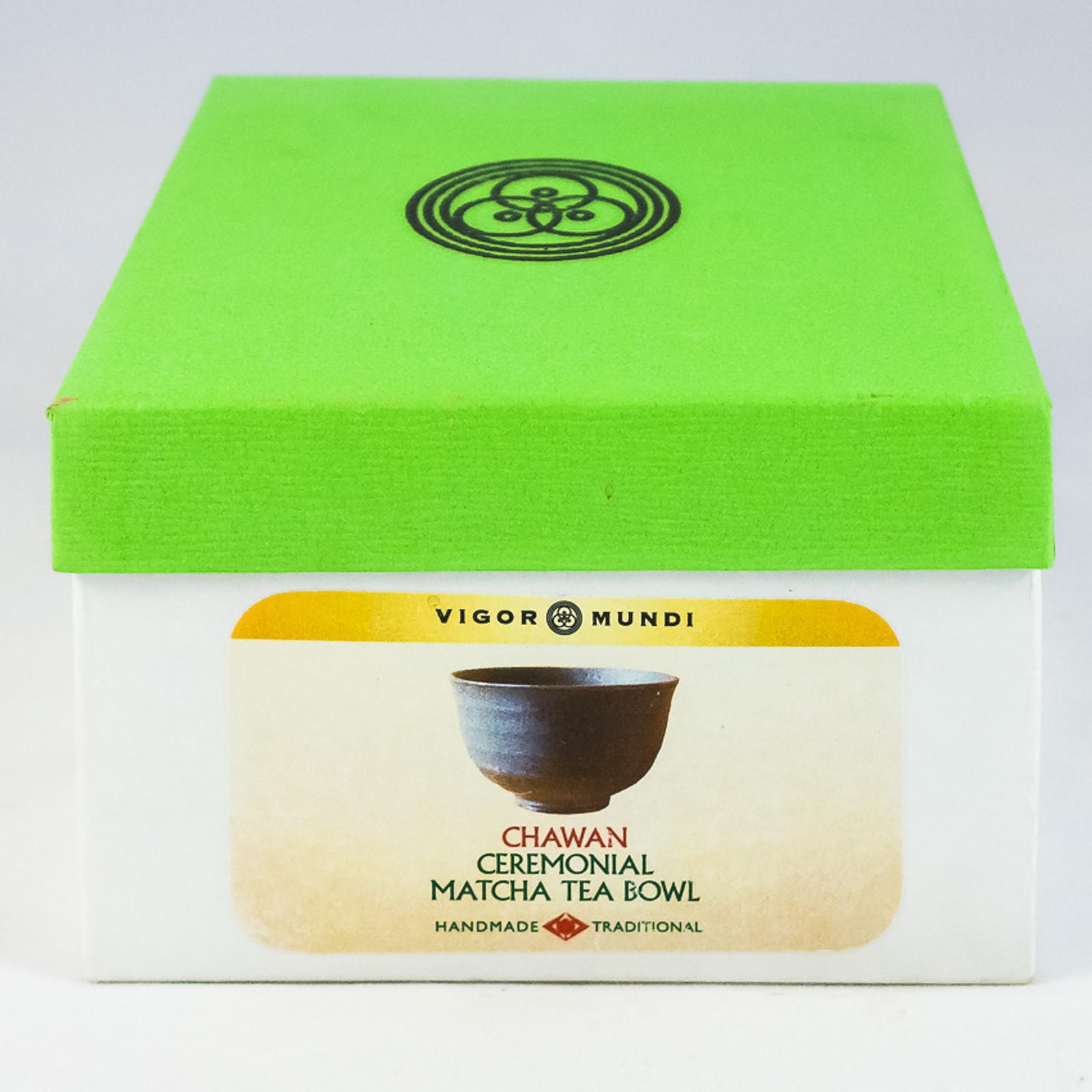 Handmade Chawan - Ceremonial Matcha Tea Bowl
