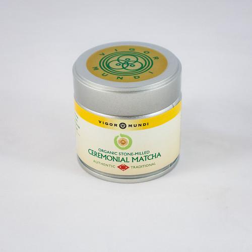 Raw Organic Ceremonial Matcha
