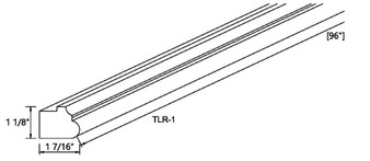 Light Rail Moulding 1