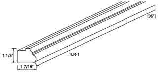 Light Rail Moulding 1