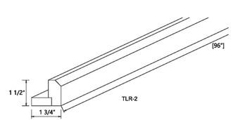 Light Rail Moulding 2