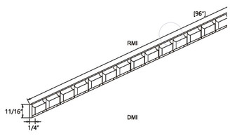 Rope Insert DMI
