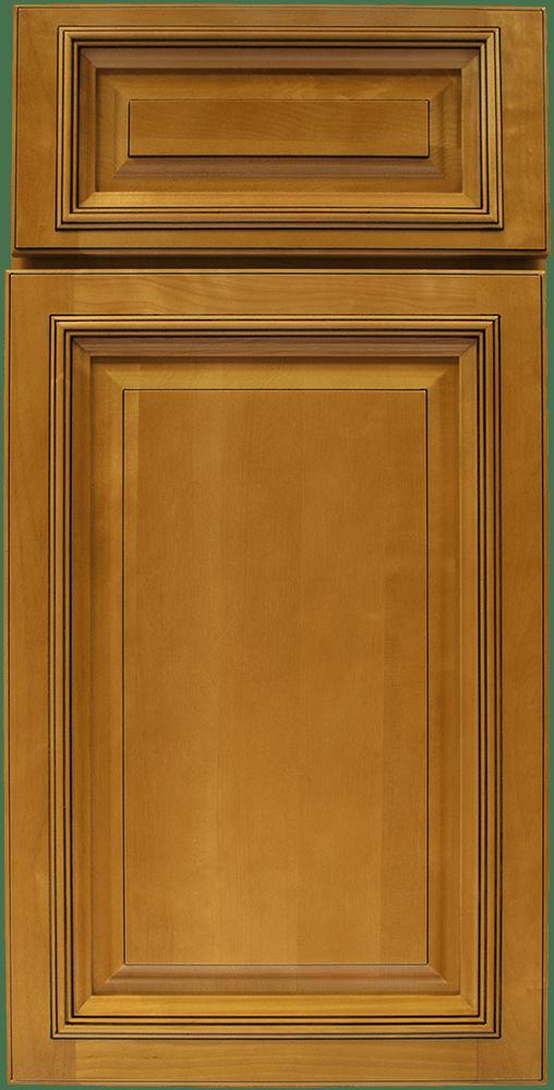 Crystal Maple Door Style