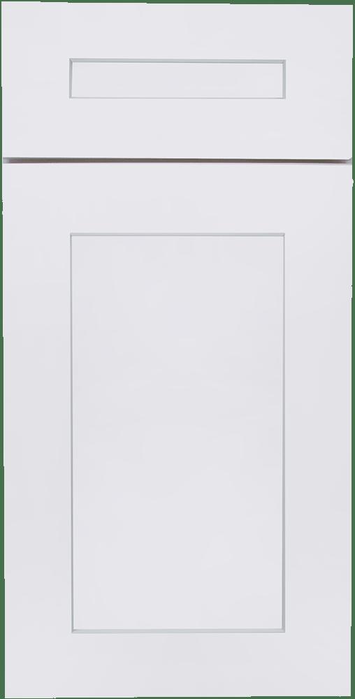 Dove White Cabinet