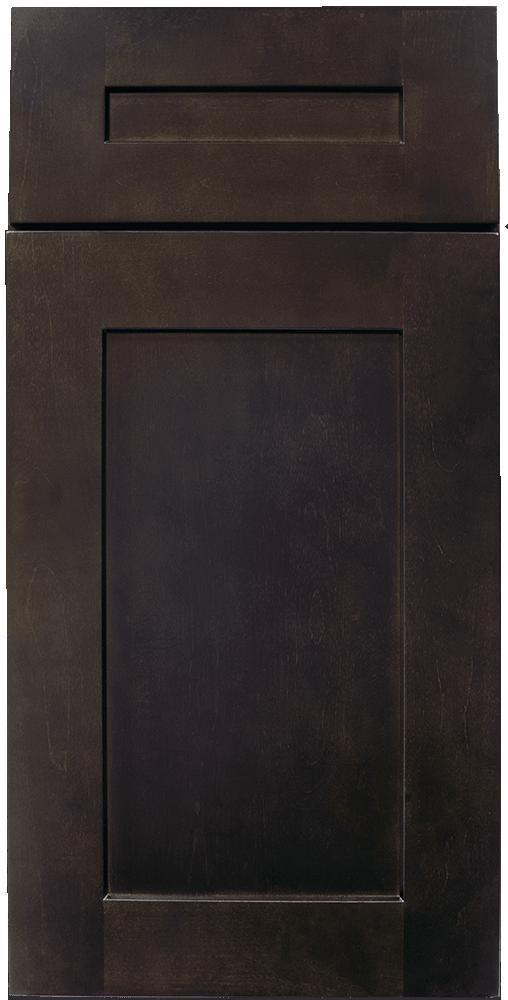Ebony Door Style