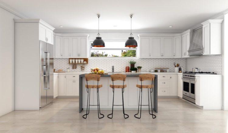 Glacier Kitchen