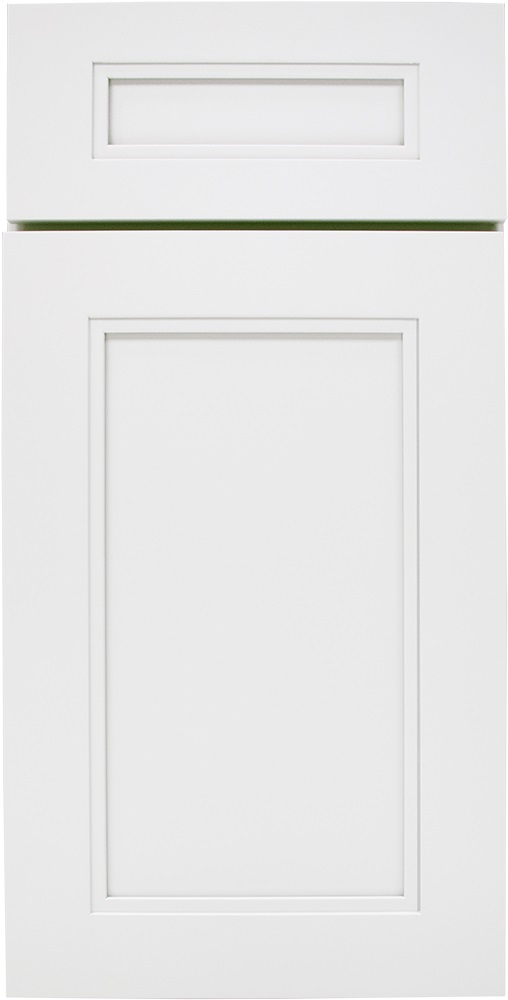 Glacier Door Style