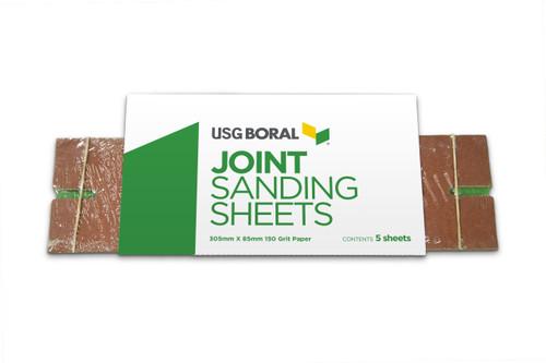 Joint Sanding Sheet 305X85 Pk5