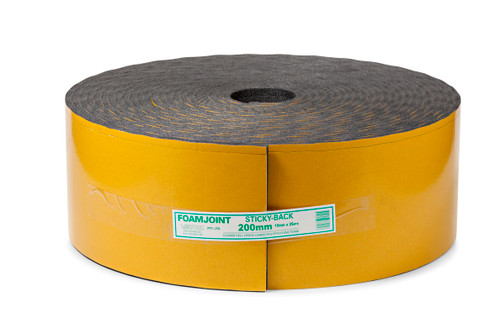 Buy Vespol Foamjoint Self Adhesive Sticky-Back - Various Sizes Online at Canterbury Timbers