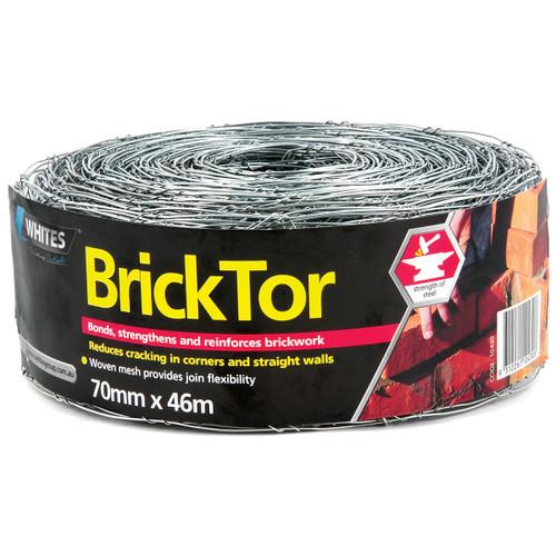 Canterbury Timbers Bricktor Roll 70mm X 46M 29102 0