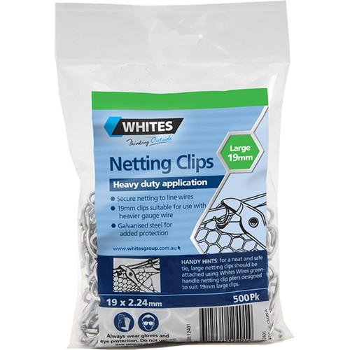 Wire Net Clips 500