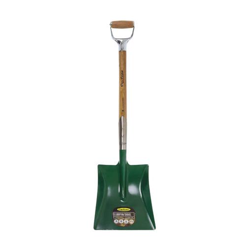 Buy Cyclone Square Mouth Short D Handle Shifting Shovel at Canterbury Timbers