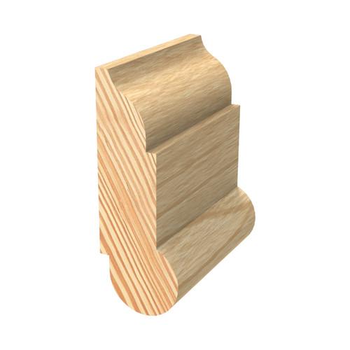 Picture Rail 65 X 3.6M Classic Pine