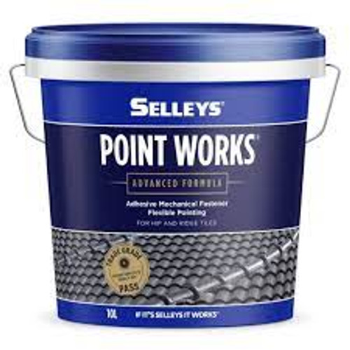 Buy Selleys 10L Generation Ll Point Works - Various Colours at Canterbury Timbers