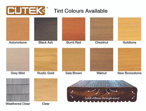 Buy Cutek Colourtone 250ml at Canterbury Timbers