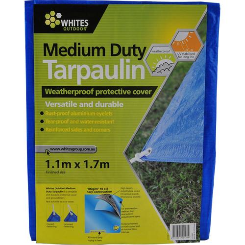 Tarp Super Blue 3.0x3.6m 10x12