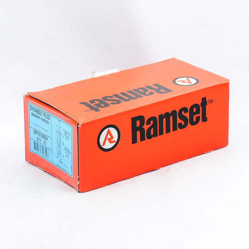 Canterbury Timber Buy Timber Online  Ramset Galvanised DynaBolt Plus Hex Nut - 25 Pack