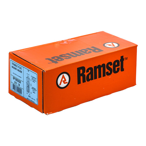 Canterbury Timber Buy Timber Online  Ramset Galvanised DynaBolt Plus Hex Nut 10mm - 50 Pack
