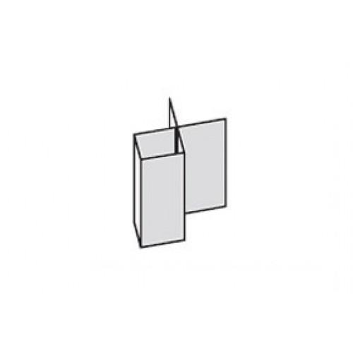 Canterbury Timber Buy Timber Online  JAMES HARDIE LINEA ALUMINIUM EXTERNAL BOX CORNER 3.6M 304352