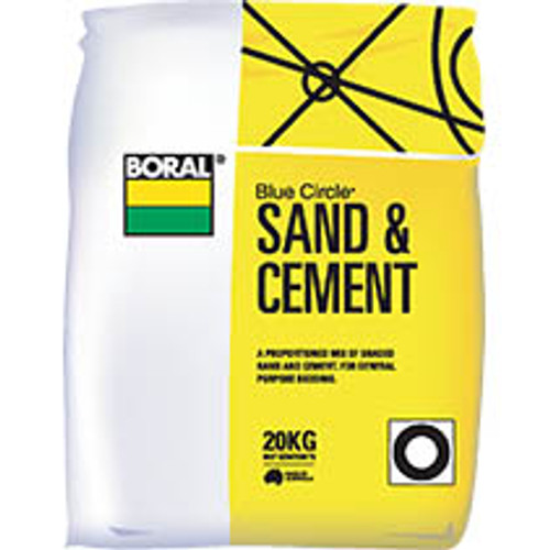 Canterbury Timber Buy Timber Online  Sand and Cement Mix 20kg SC20