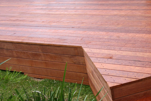 Canterbury Timber Kapur Decking 140 x 22 Random Lengths KAP15025