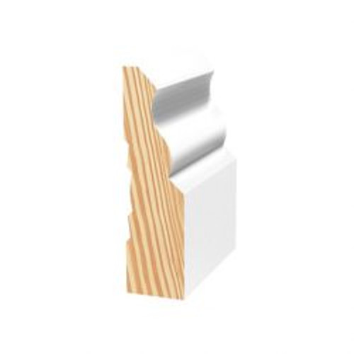 Canterbury Timber PRIMED PINE F/J ARCHITRAVE COLONIAL 66 x 18 x 5.4m PCFJ7525