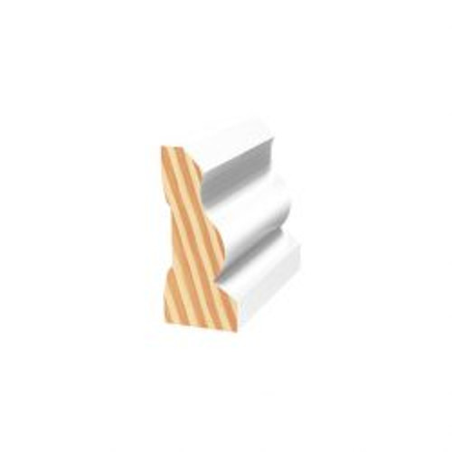 Canterbury Timber PRIMED PINE F/J ARCHITRAVE COLONIAL 42 x 18 x 5.4m PCFJ5025