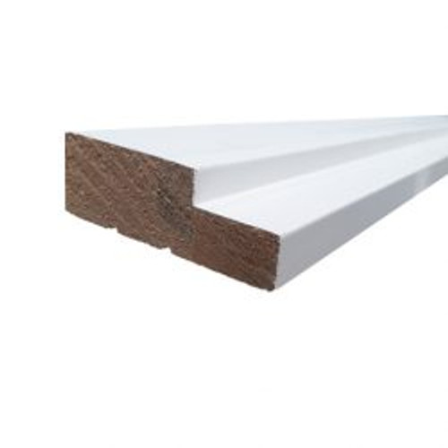 Canterbury Timber Buy Timber Online  Pine White Primed Door Jamb 116 x 30 Internal Timber 5.2m PJS11630