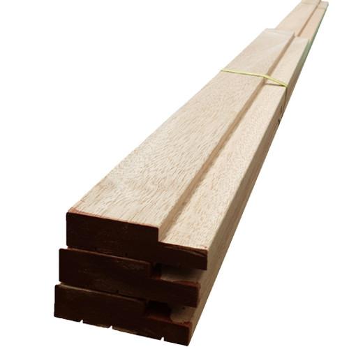 Canterbury Timber Buy Timber Online  Maple Meranti Solid Door Jamb Set 110 x 30 MJS12538